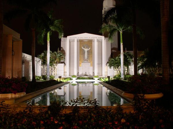 LDS Tabernacle, Honolulu
