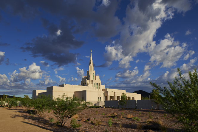 The third temple in the greater Phoenix metropolitan area
