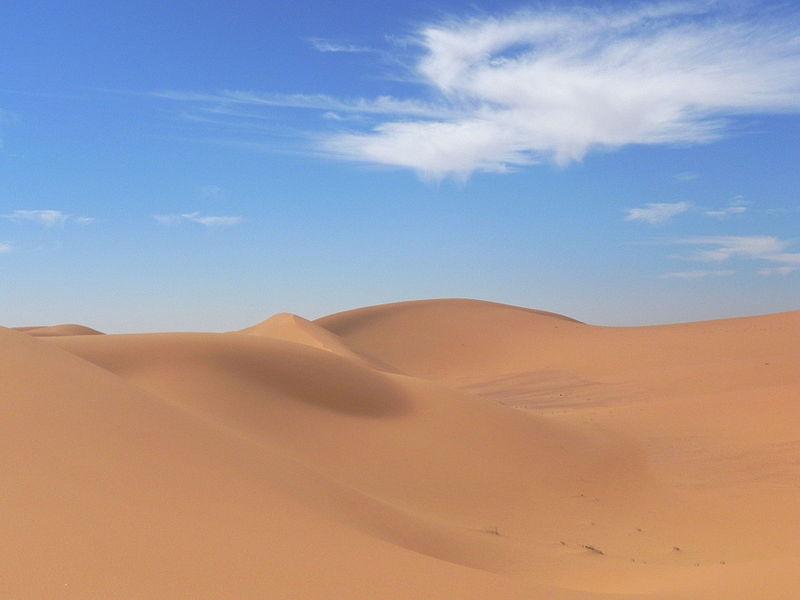 Arabian sand