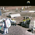 """""""Moon Temple: Art Project Probes Spiritual, Cultural Needs of Lunar Colony"""""""