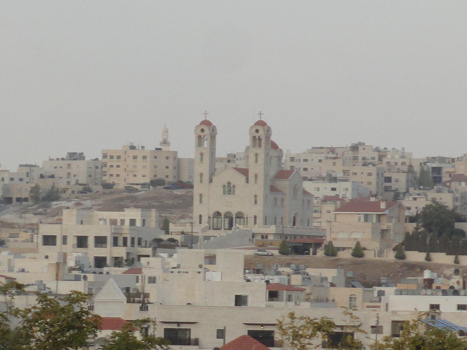 Amman's Khalda Orthodox Church