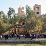 """Ghost churches near Jordan River baptism site await reclamation"""