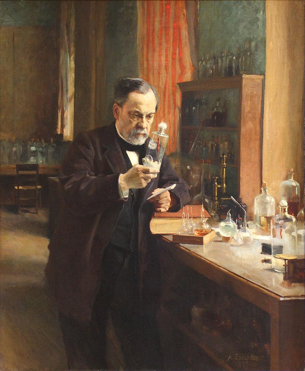 Edelfelt's Pasteur
