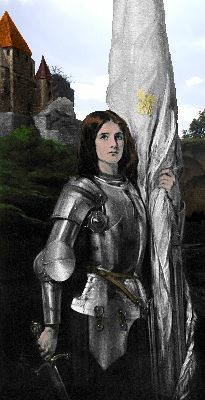 St. Joan of Arc lksdjflkajslfka