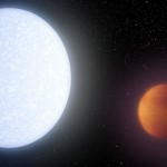 """BYU:  """"Hottest known planet discovery published in 'Nature'"""""""