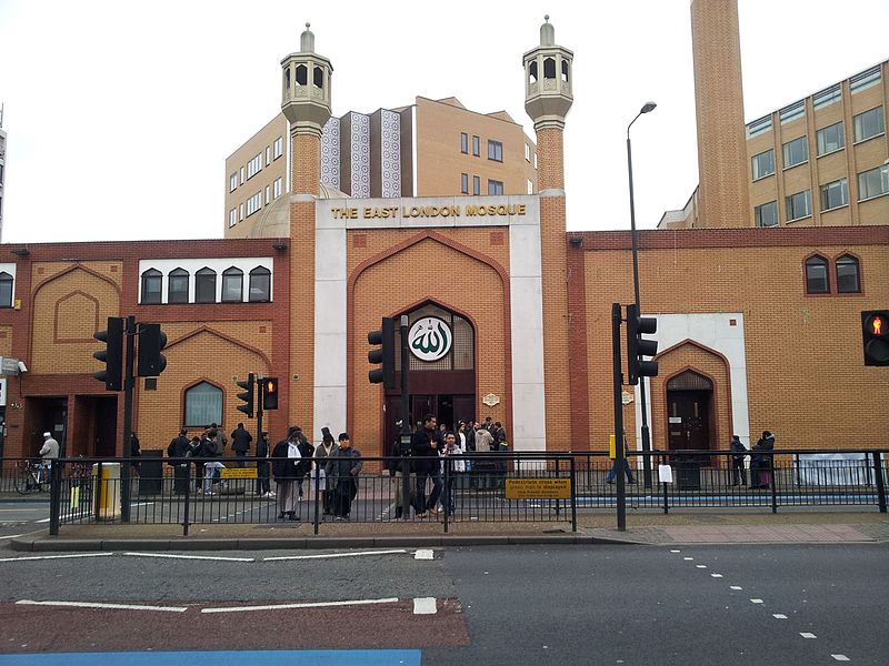 Mr. Dilwar H does the East London Mosque