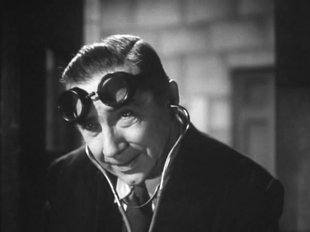 Bela Lugosi, MD