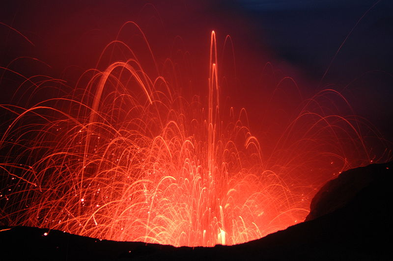 Mount Yasur, wherever that is