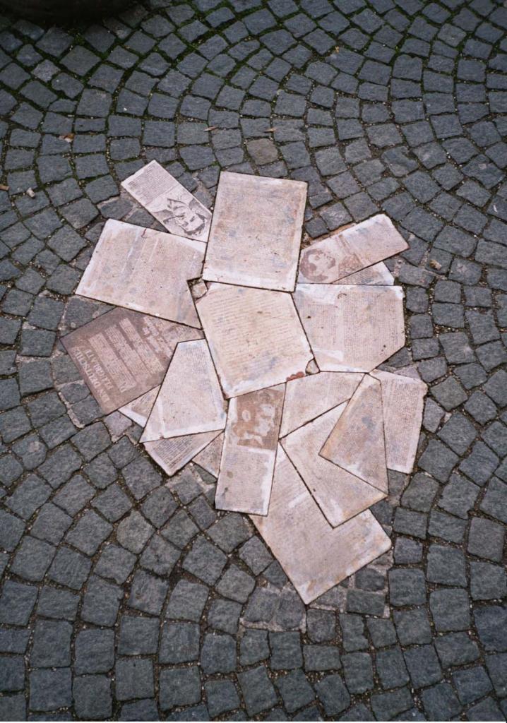 Scholl Monument in Munich