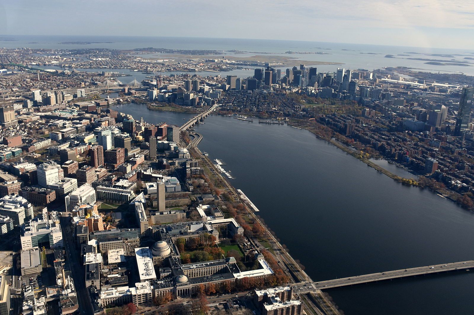 Nick Allen does MIT from above