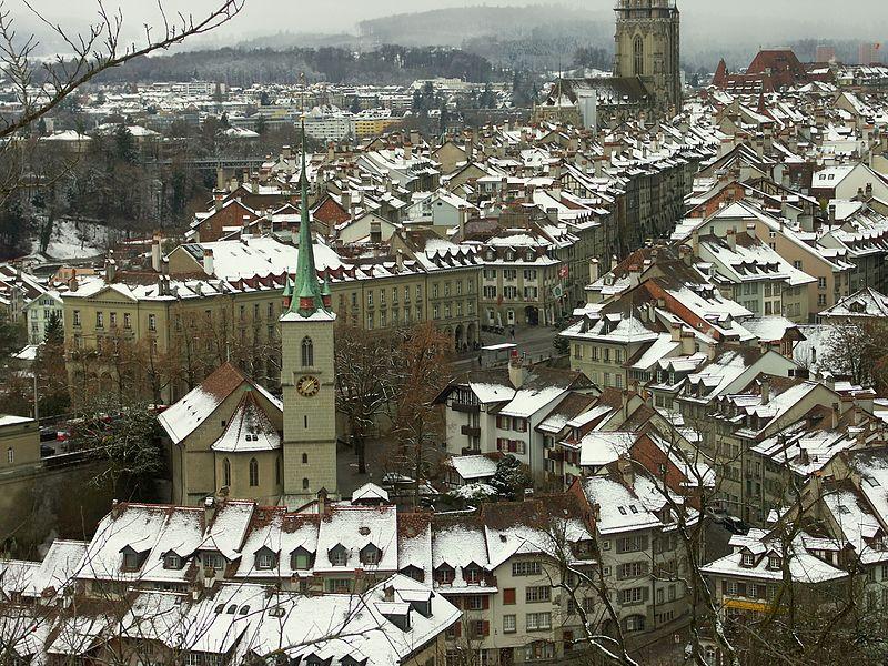 Hauptstadt Bern