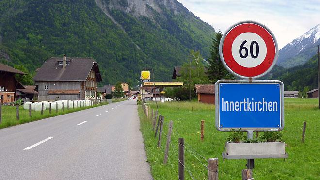 Innertkirchen sign