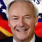 Official portrait of Arkansas governor Asa Hutchinson (arkansas.gov)