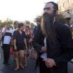 6 people were stabbed by an ultra-Orthodox Jew at a Jerusalem gay pride parade