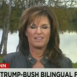 Sarah Palin calls on immigrants to 'speak American'