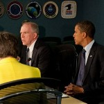 John Brennan and President Obama by FEMA/Bill Koplitz / Public Domain