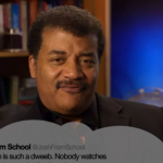 Neil deGrasse Tyson reads mean tweets sent to him