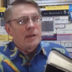 Creationist Kent Hovind says biblical contradictions are to 'weed out atheists'