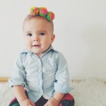 Check out my wife's new online store for children's headbands