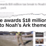 CNN criticizes Ken Ham's Ark Encounter for using tax money to spread Christian message
