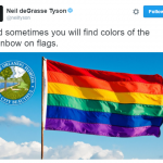 Neil deGrasse Tyson pays tribute to Orlando on Twitter using science