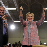 Tim Kaine's stance on abortion, vaccines, GMOs, and sex-education are not progressive