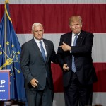 Trump's running mate Mike Pence does not believe in evolution