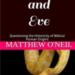 New Book: Adam and Eve (free today!)