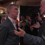 Bill Nye and Ken Ham debated whether sin or evolution caused humans to wear clothes