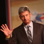 Gary Johnson has an unrealistic crackpot plan to save the human race
