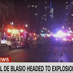 NYC Mayor: 'no evidence' of link to terrorism after bomb explodes in city