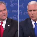 The Vice Presidential Debate gave us some insight into the candidates church/state views