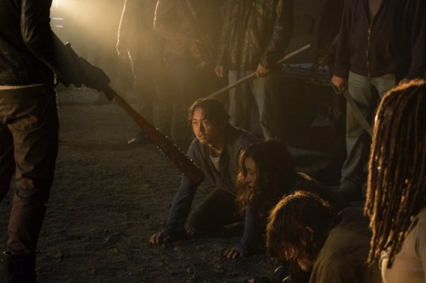 The Walking Dead illustrates how horrible the character of God really is