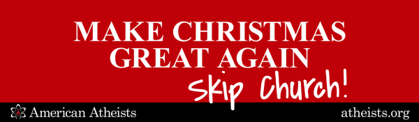 Atheists are making christmas great again with new holiday billboards