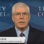 Liberty Counsel claims religious leaders will soon be beaten to death for celebrating Christmas