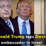 Trump's pick for Ambassador to Israel compared liberal Jews to Nazis