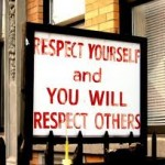 Respect as a Spiritual Requirement