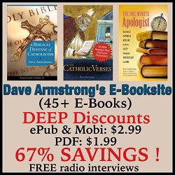 Link to Buy Dave Armstrong's Books!