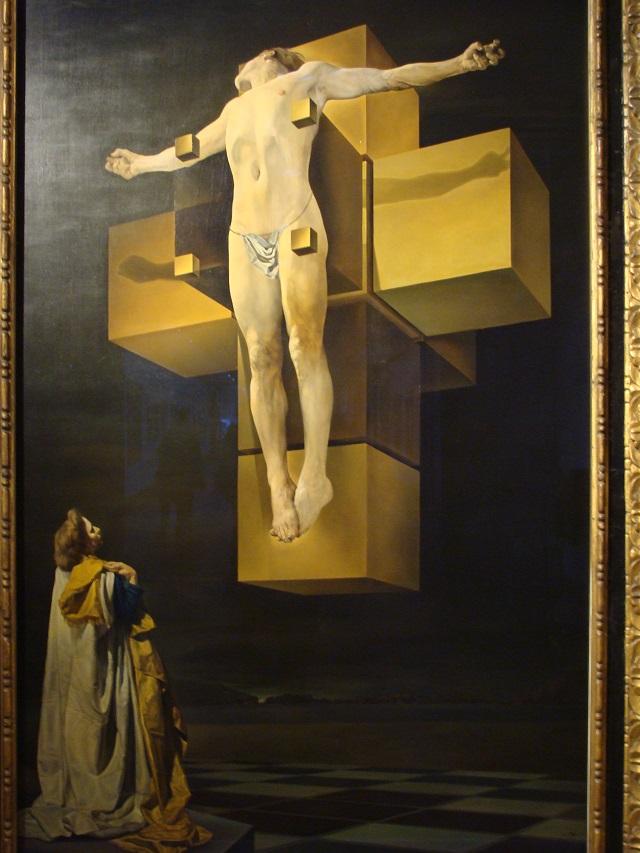 CrucifixionDali