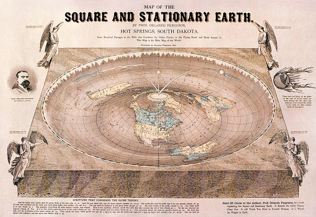 Flat earth biblical teaching publicscrutiny Image collections