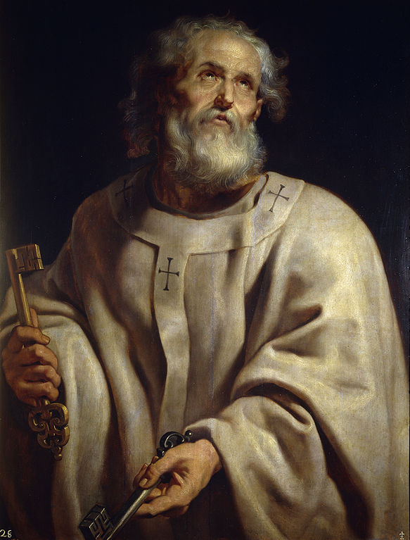 Is St. Paul Superior to St. Peter? (Dialogue)
