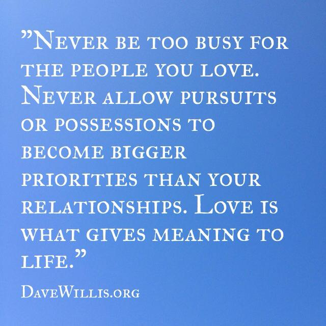 Importance Of Family Quotes Enchanting Dave Willis Quotes Dave Willis