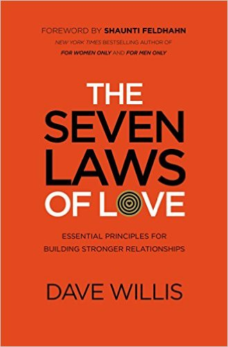 7 laws of love cover Dave Willis
