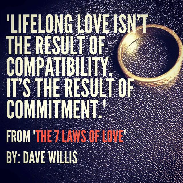 Quotes For Love Images: The Seven Laws Of Love (Quotes From The Book)