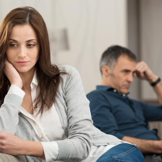 6. Stop expecting your husband to be the only one in the relationship to admit fault or apologize.