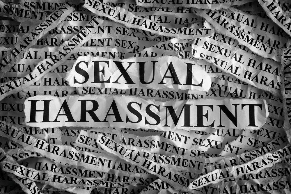 Sexual Harassment and abuse blog article by Dave Willis davewillis.org
