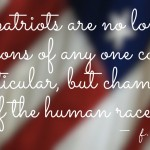 Is Patriotism a Christian Value?