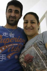 Qusai and Zaina were already married. Their younger brother and sister would soon follow.