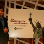 Report from the Secular Society Conference: Day One