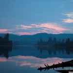 Photo Sunday: Lows Lake Sunset